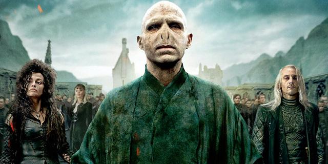 Imagem do filme Harry Potter 7 Parte 2