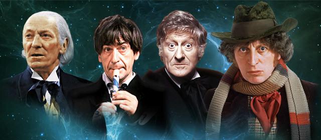 O 1º, 2º , 3º e o 4º Doutor