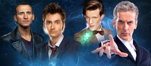 O 9º, 10º, 11º e o 12º Doutor