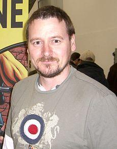 Mike Mckone CCXP