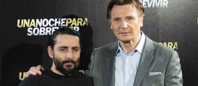 Liam Neeson Collet Serra
