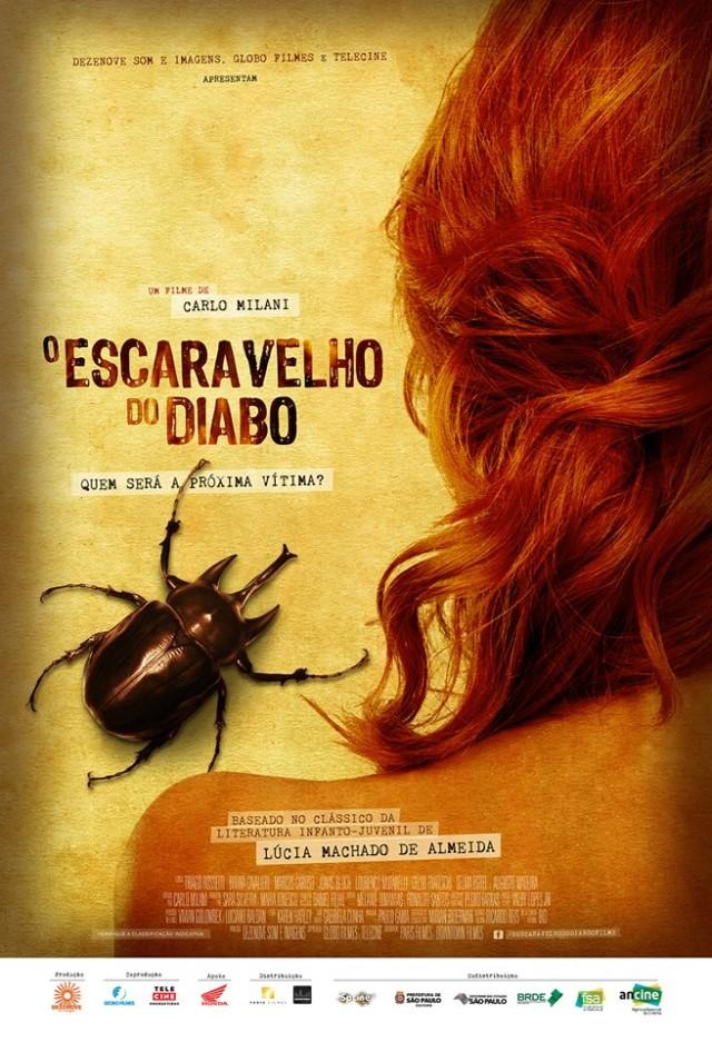O Escaravelho do diabo poster
