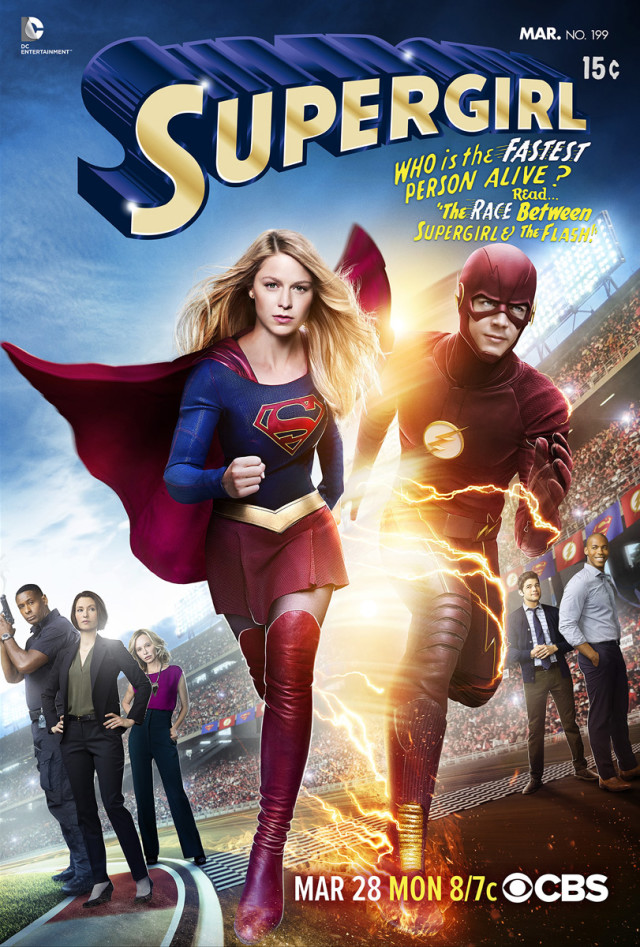 TV-Supergirl Flash-crossover
