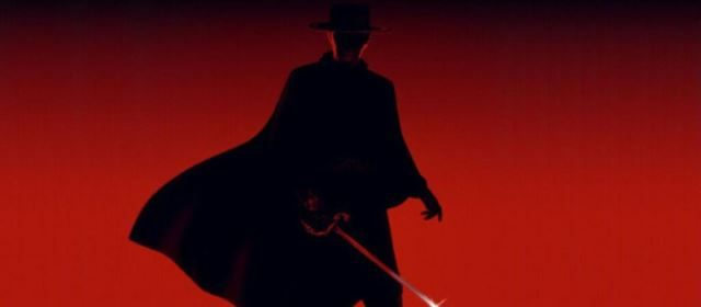 Zorro capa provi