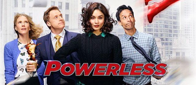 tv-powerless-dc comics