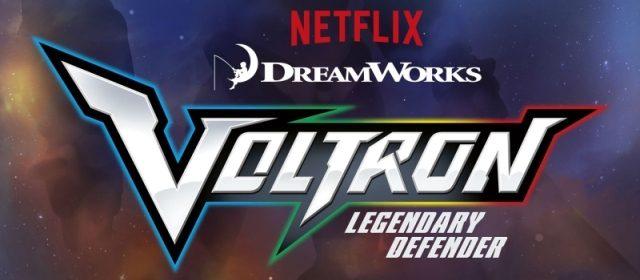 Netflix Voltron capa 2