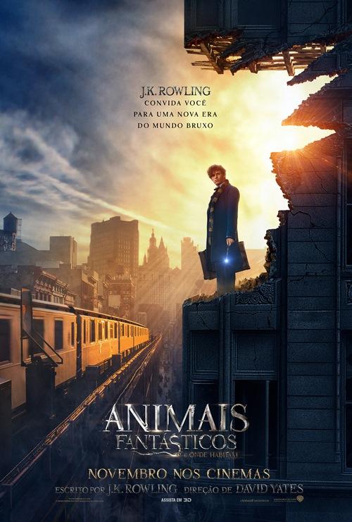 Animais Fantasticos - poster