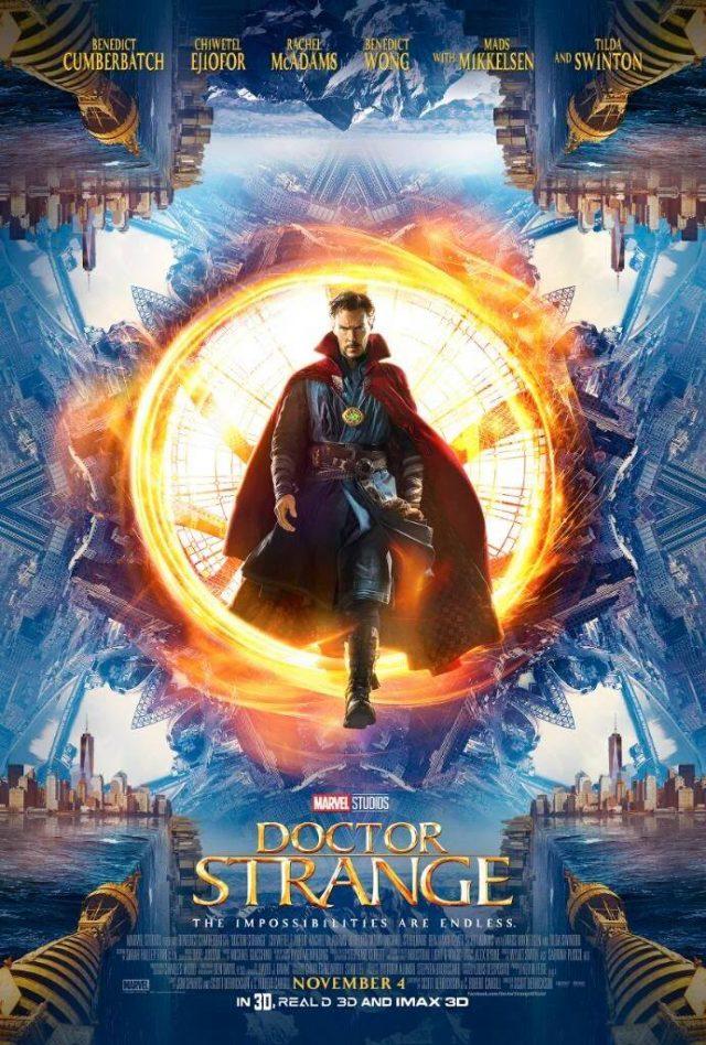 Doutor Estranho poster 2