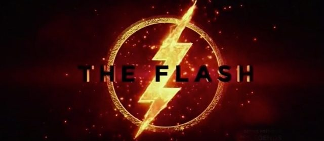 The Flash movie Logo