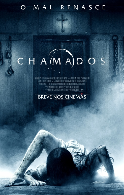 Chamados poster