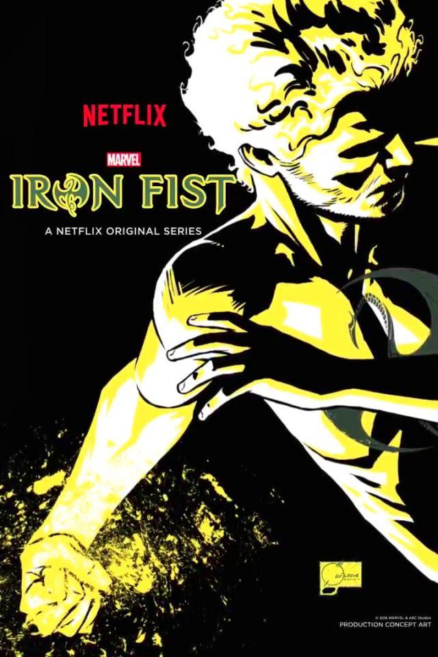 Poster Punho de Ferro